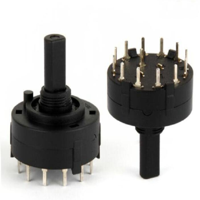 SP24T 1 POLE 24 POSITION MBB BBM ROTARY SWITCH